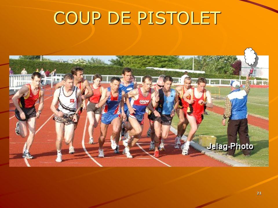 COUP DE PISTOLET