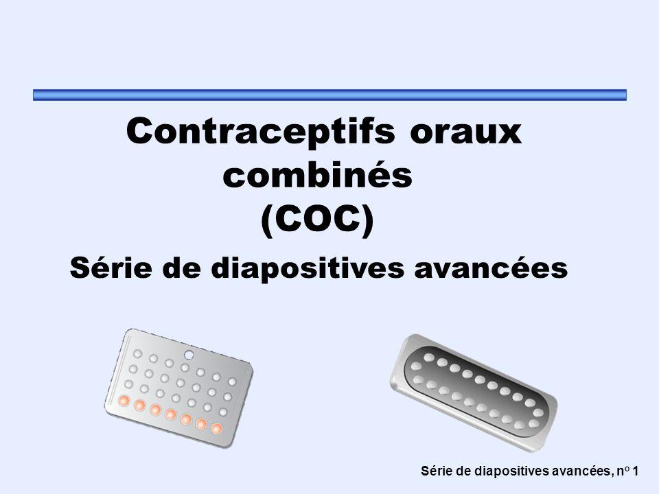 Contraceptifs oraux combinés (COC)