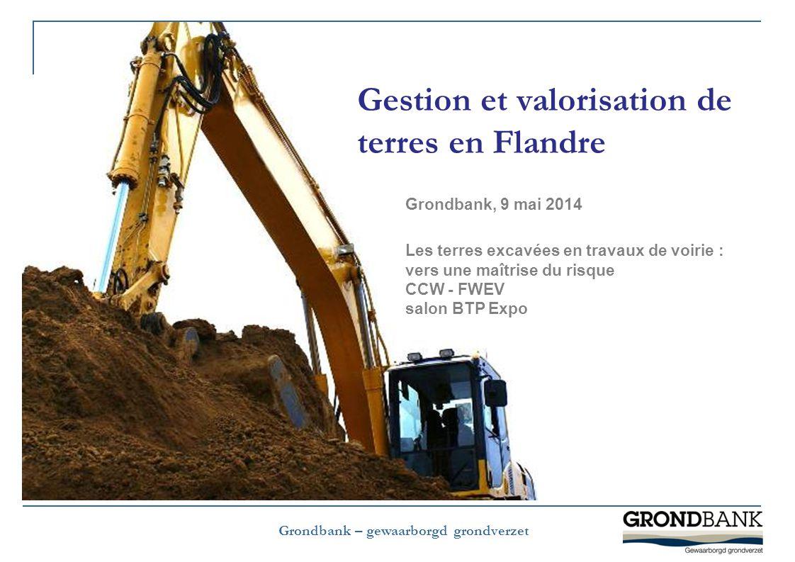 Gestion et valorisation de terres en Flandre