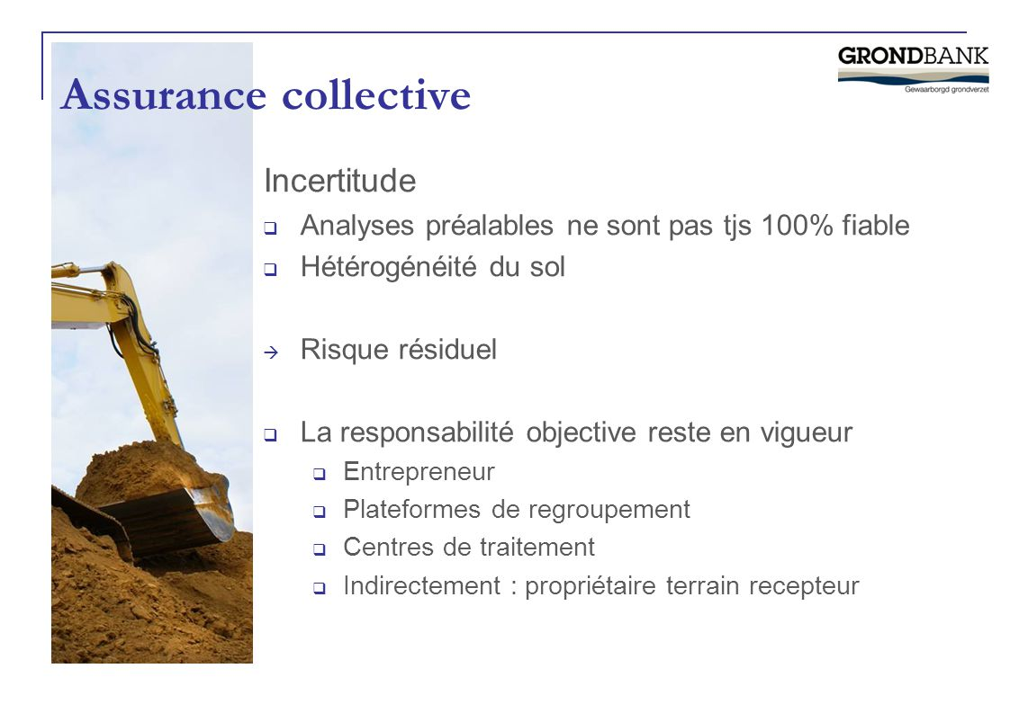 Assurance collective Incertitude
