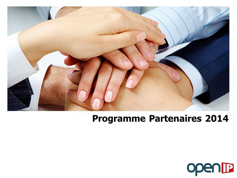 Programme Partenaires 2014