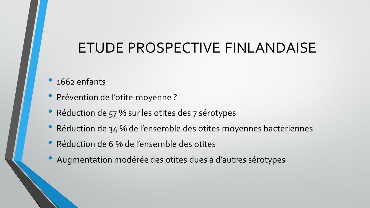 ETUDE PROSPECTIVE FINLANDAISE