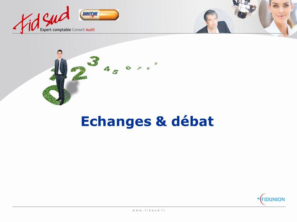 Echanges & débat