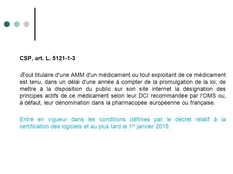 CSP, art. L. 5121-1-3