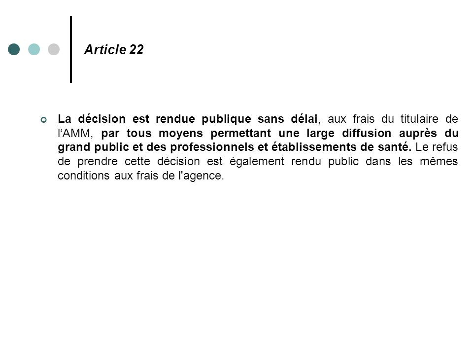 Article 22