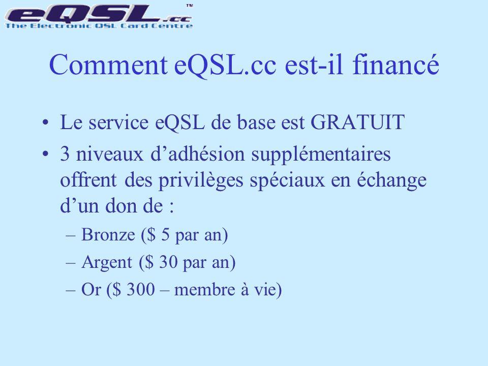 Comment eQSL.cc est-il financé