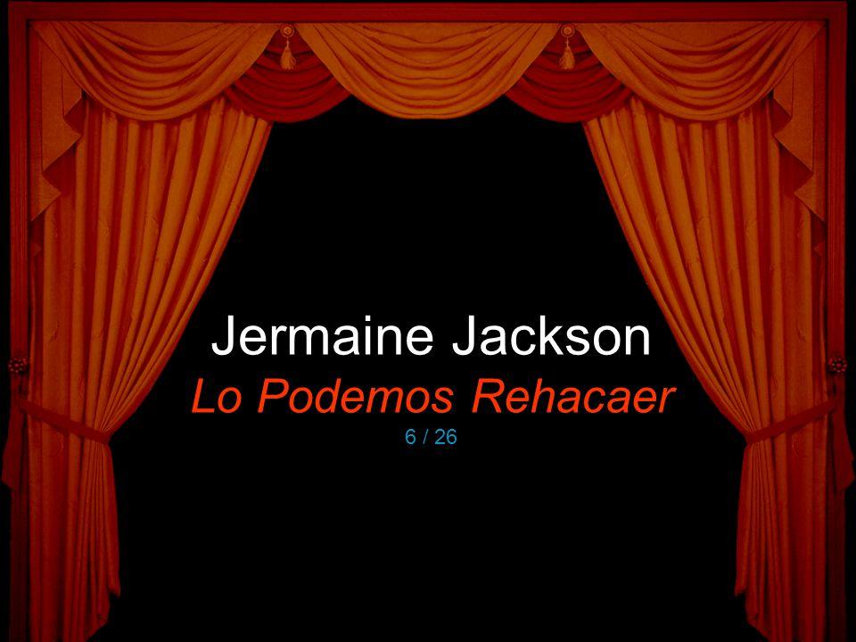 Jermaine Jackson Lo Podemos Rehacaer 6 / 26