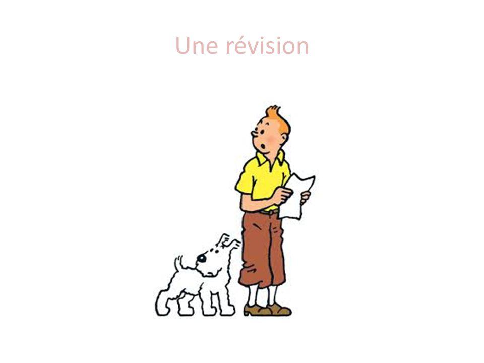 Une révision