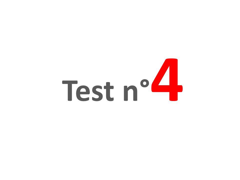 Test n°4