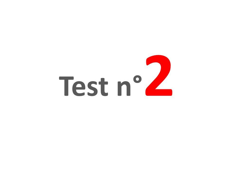 Test n°2