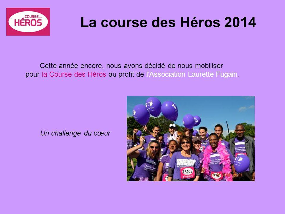 La course des Héros 2014