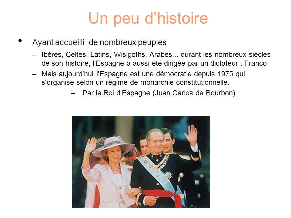 Par le Roi d Espagne (Juan Carlos de Bourbon)