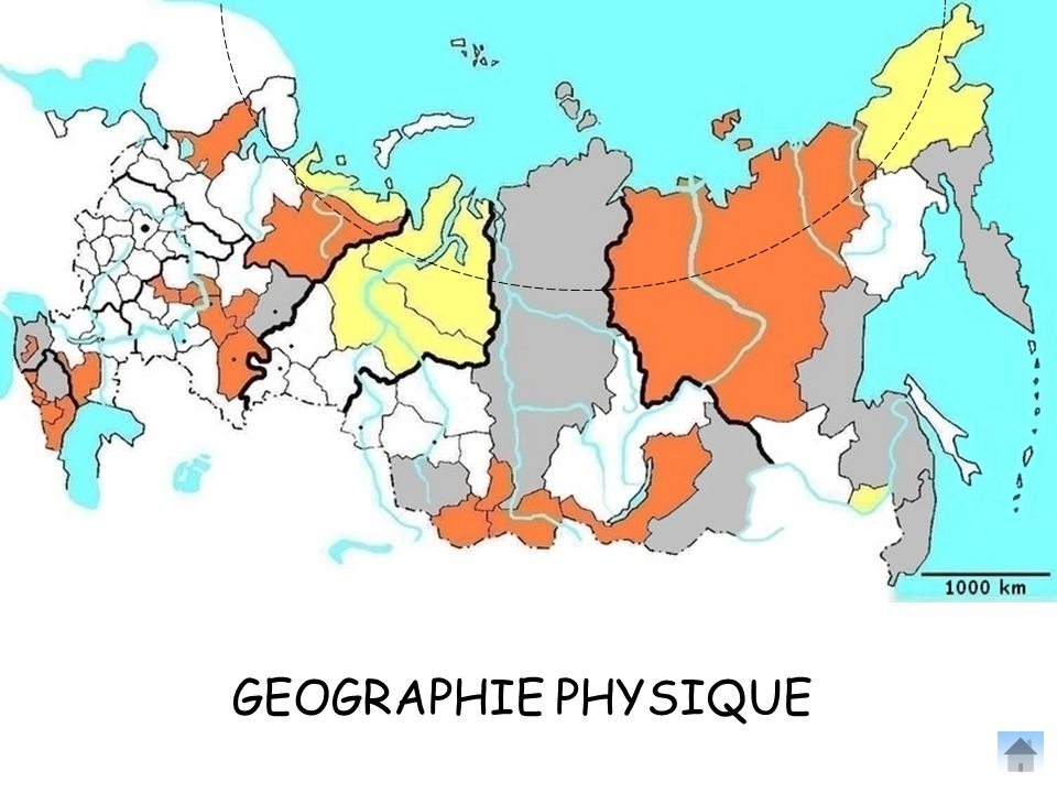 GEOGRAPHIE PHYSIQUE