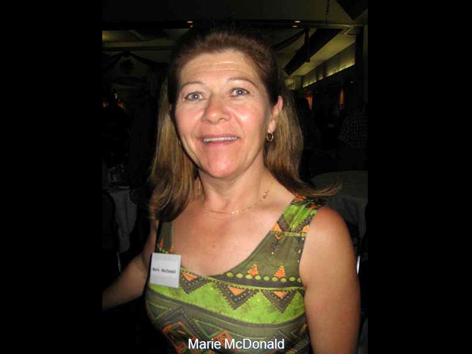 Marie McDonald