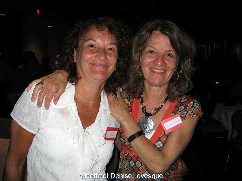 Ginette et Denise Lévesque