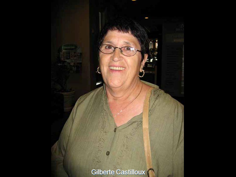 Gilberte Castilloux