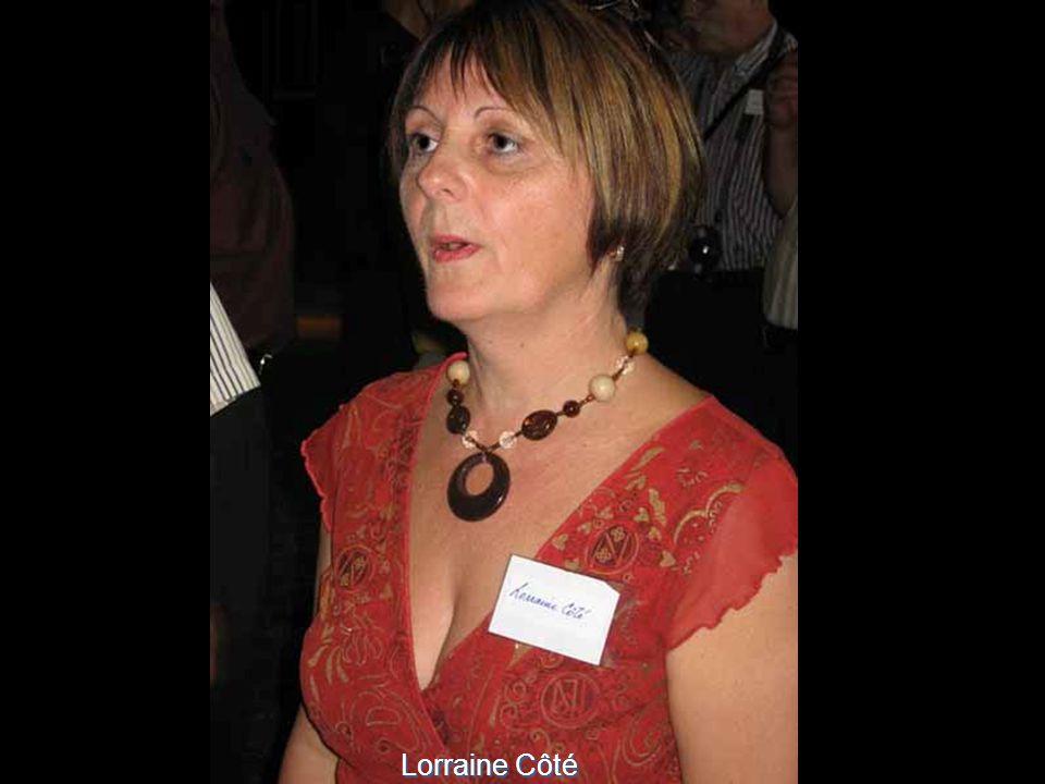 Lorraine Côté