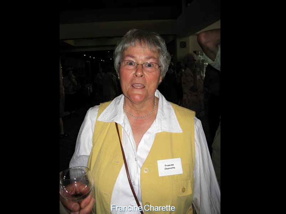 Francine Charette