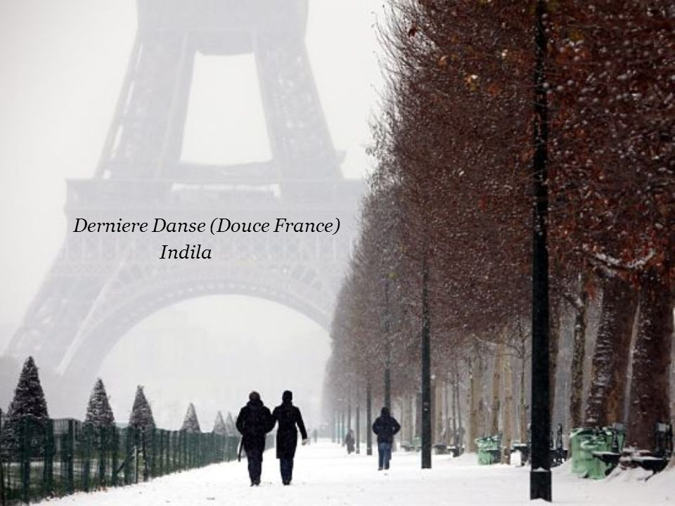 Derniere Danse (Douce France) Indila