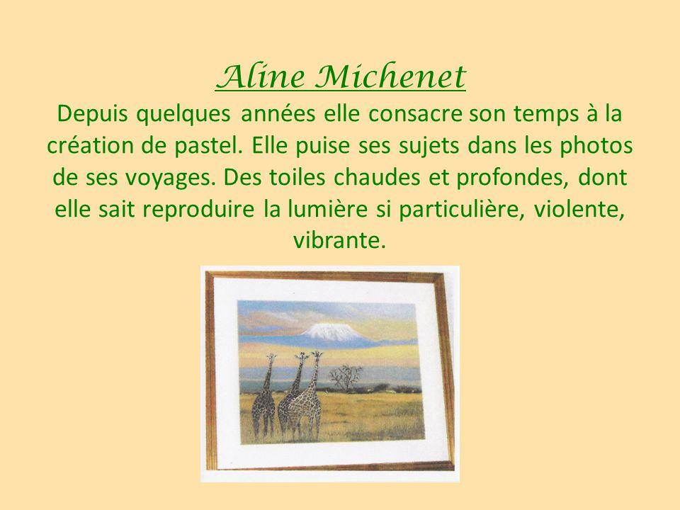 Aline Michenet