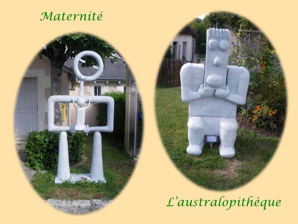 Maternité L'australopithèque