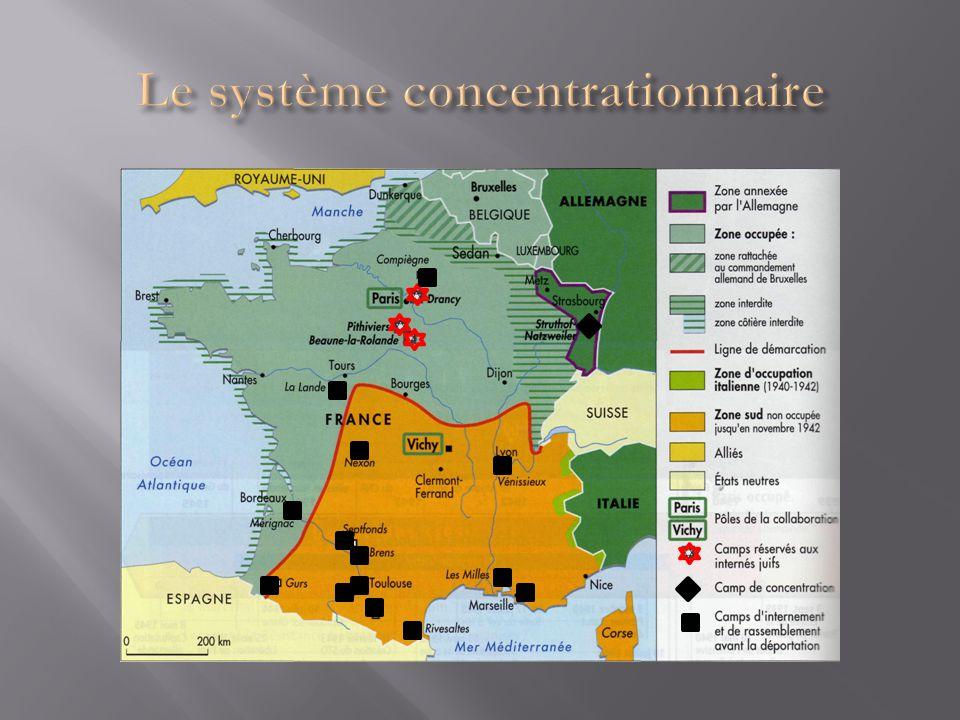 Le système concentrationnaire