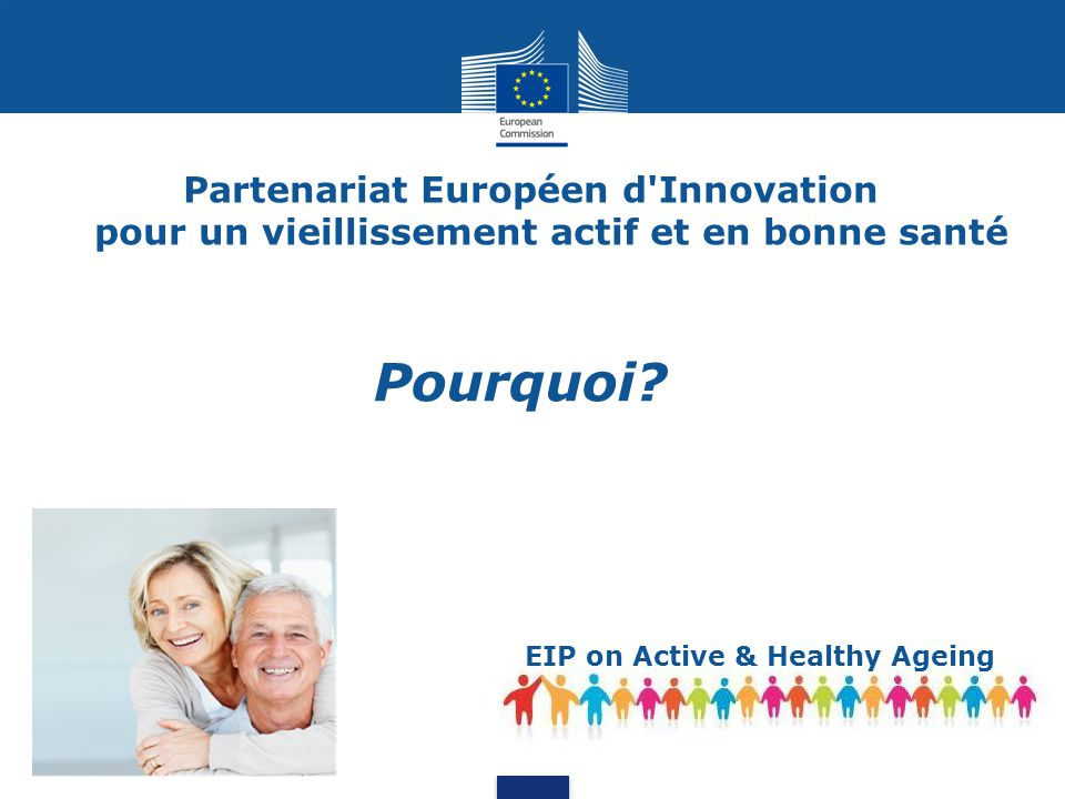 EIP on Active & Healthy Ageing