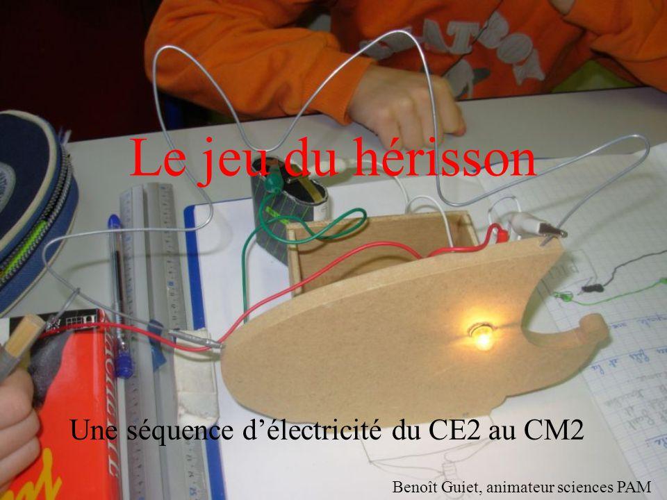 Une séquence d'électricité du CE2 au CM2