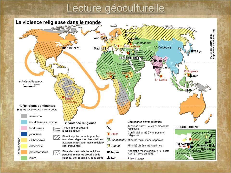 Lecture géoculturelle