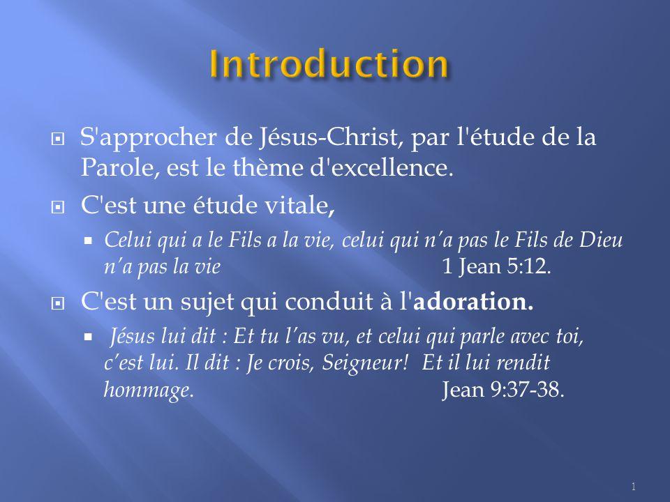 Jésus qui est-il Jésus est L Éternel-Dieu Jésus est devenu homme