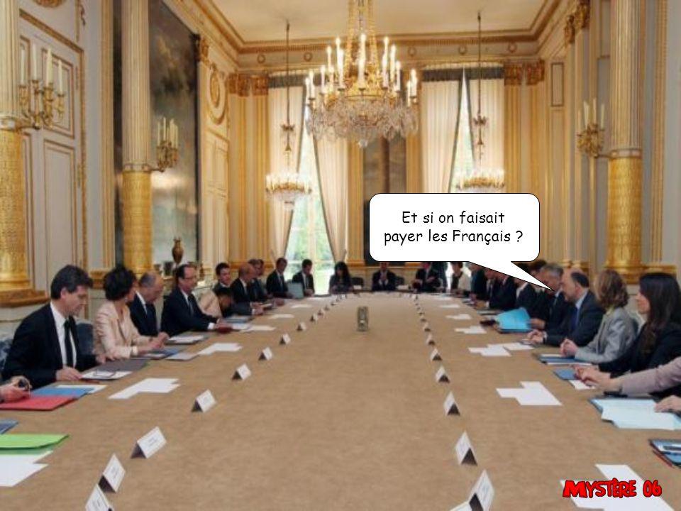Et si on faisait payer les Français
