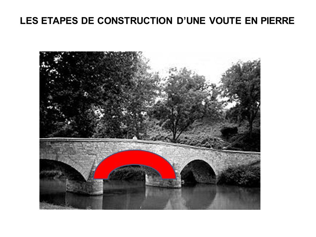 Les etapes de construction d une voute en pierre ppt - Les differentes etapes de construction d une maison ...