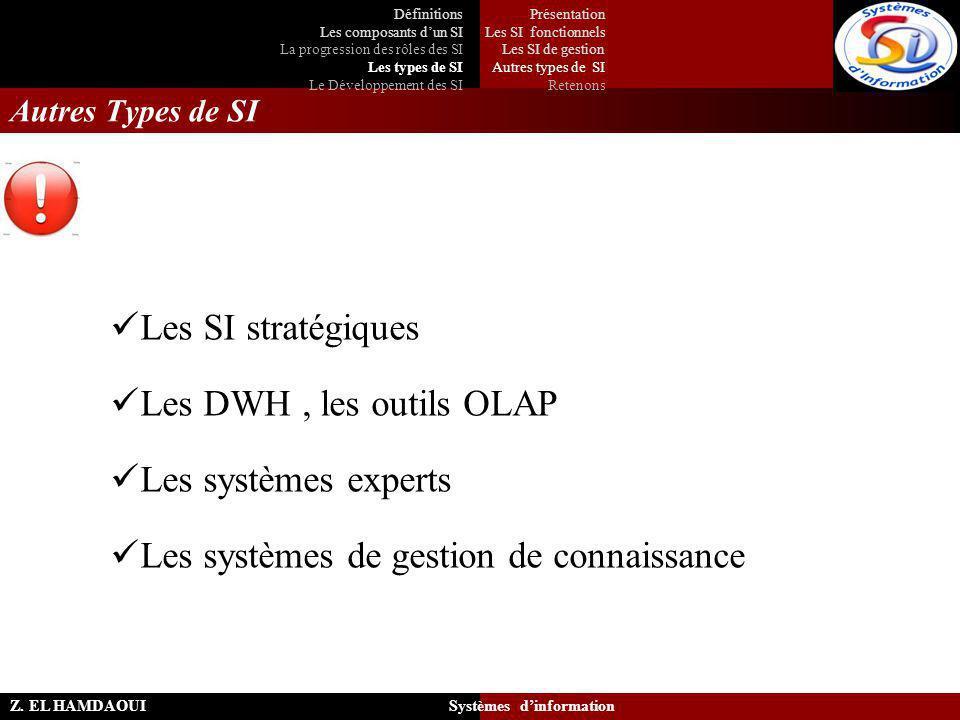 Les systèmes de gestion de connaissance