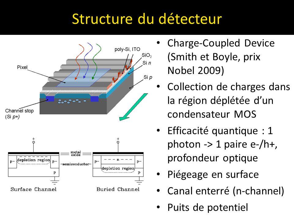 Structure du détecteur
