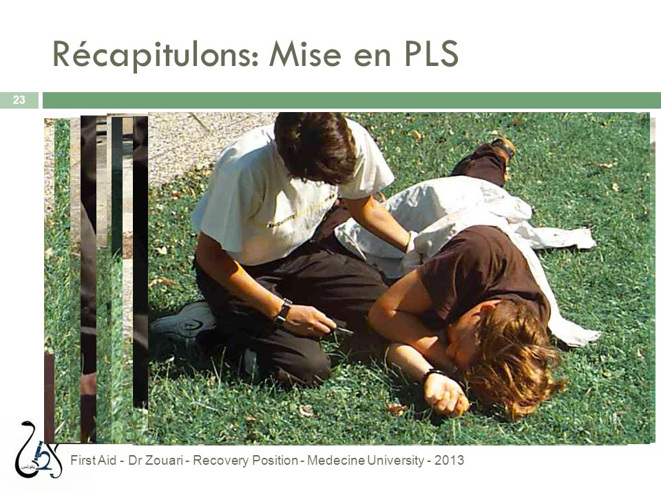 Récapitulons: Mise en PLS