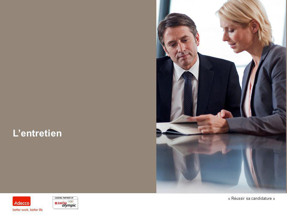 Employment L'entretien Inhalt ACP