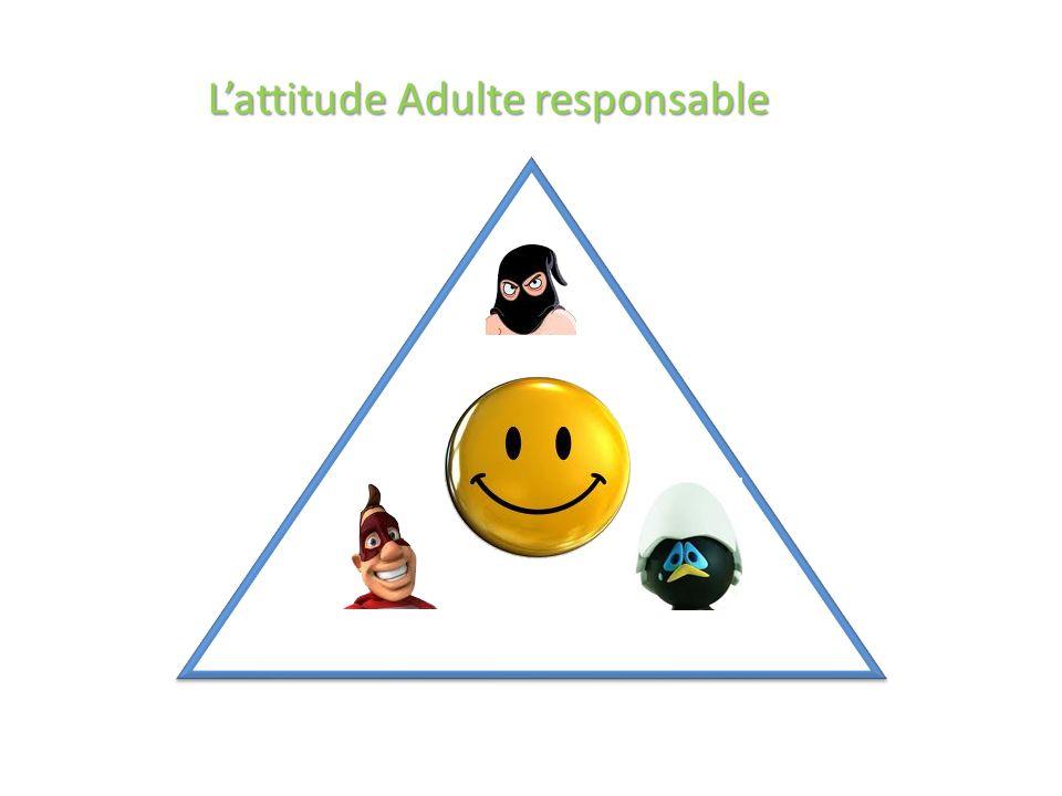L'attitude Adulte responsable