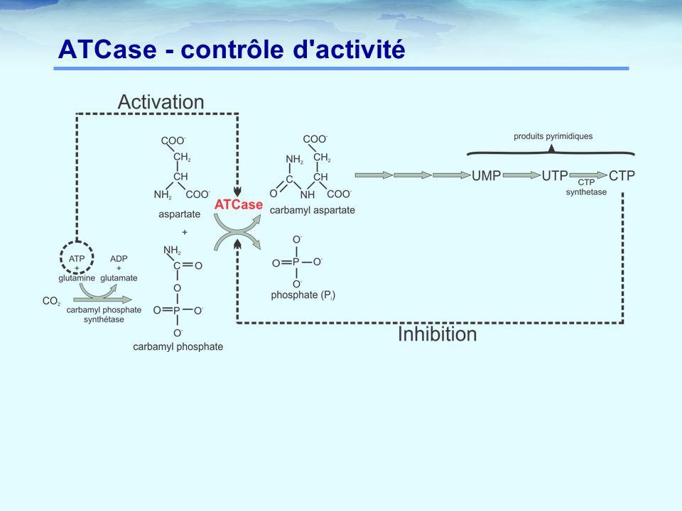 ATCase - contrôle d activité