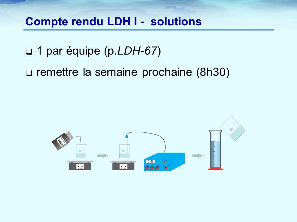 Compte rendu LDH I - solutions