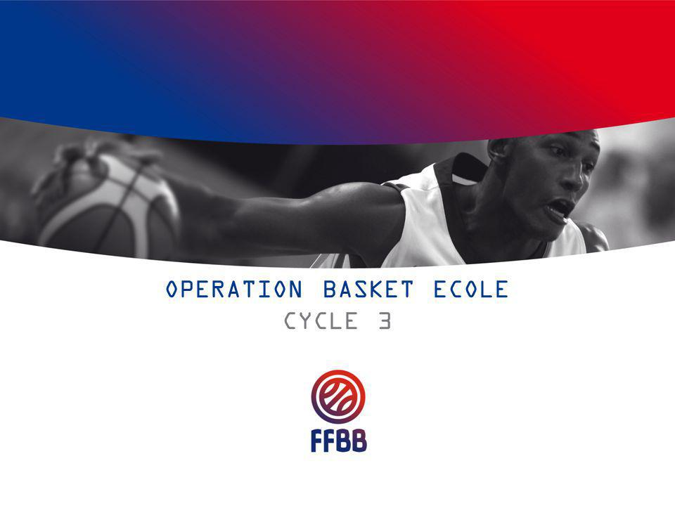 OPERATION BASKET ECOLE CYCLE 3