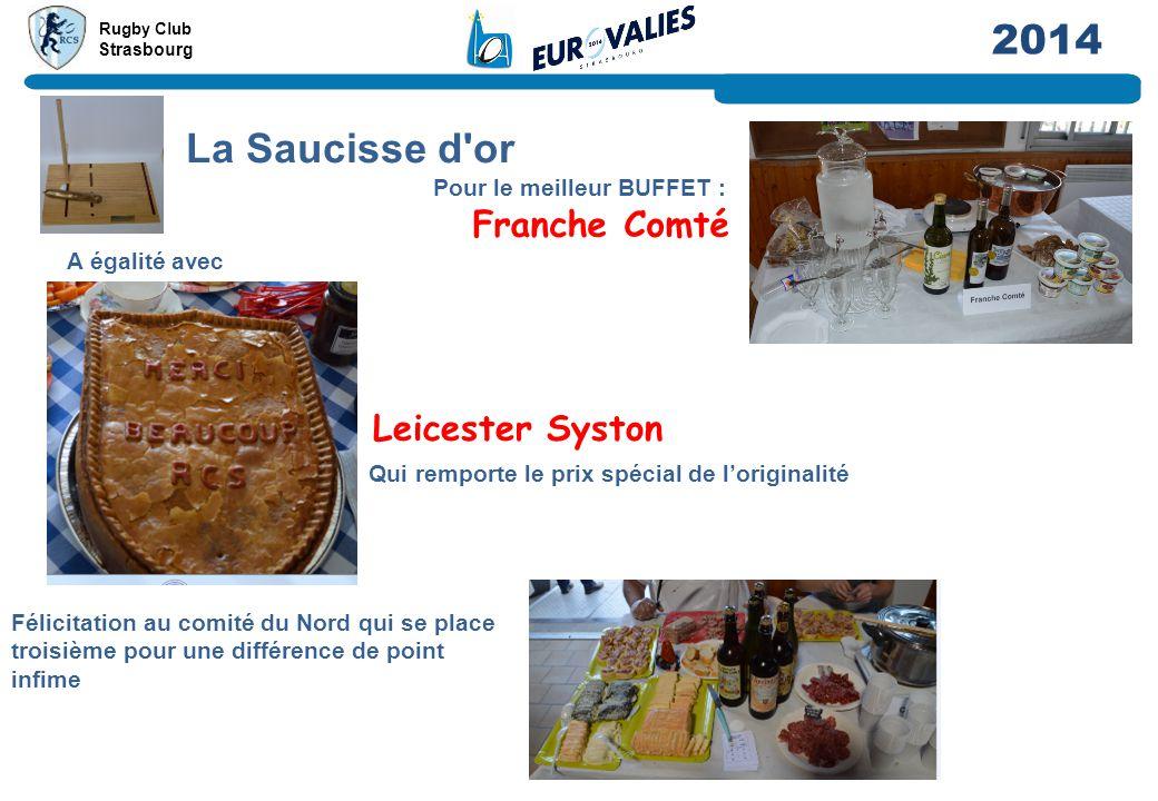 La Saucisse d or Franche Comté Leicester Syston