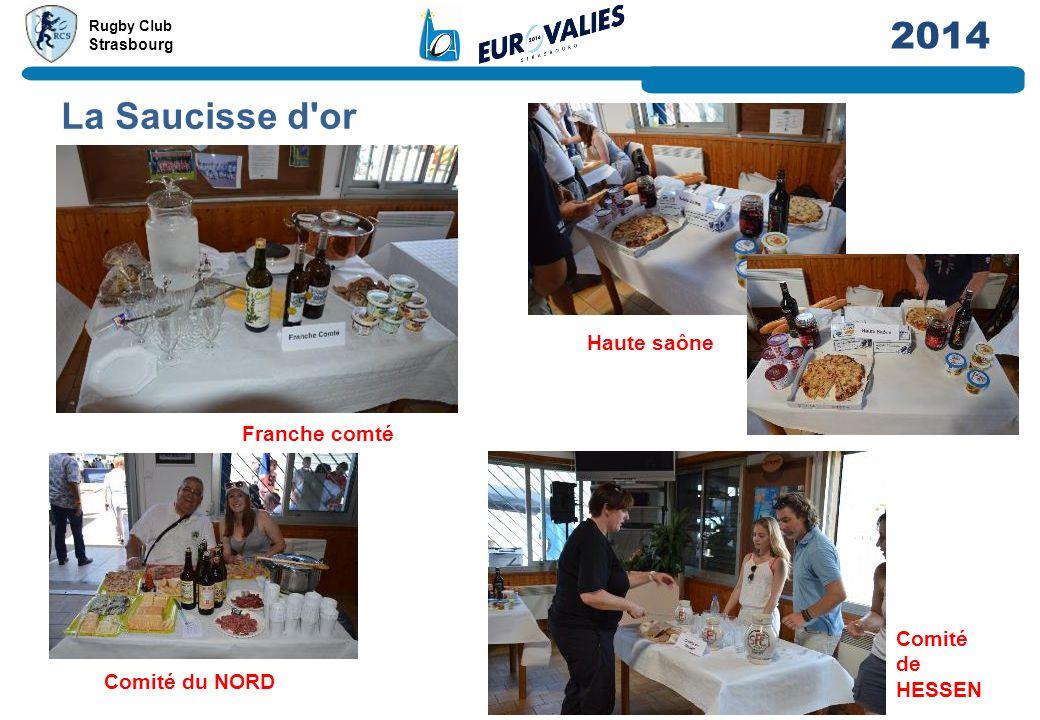 La Saucisse d or Haute saône Franche comté Comité de HESSEN