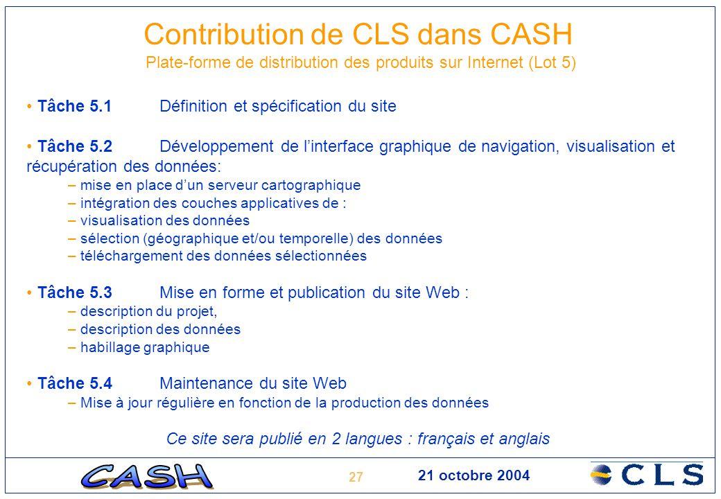 Ce site sera publié en 2 langues : français et anglais
