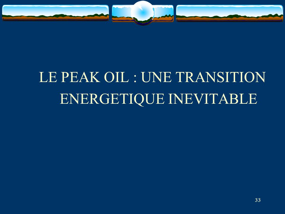 ENERGETIQUE INEVITABLE
