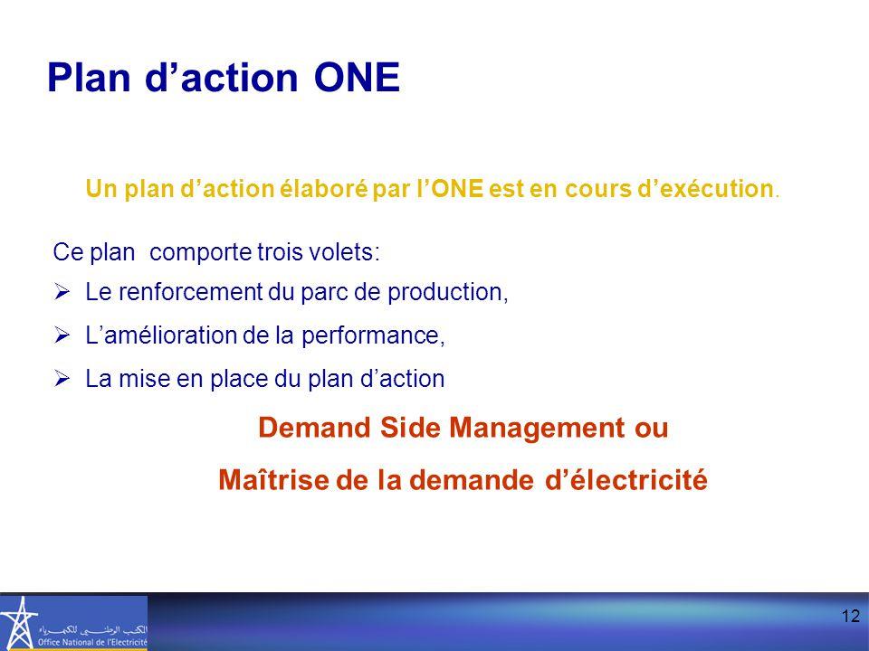 Demand Side Management ou Maîtrise de la demande d'électricité