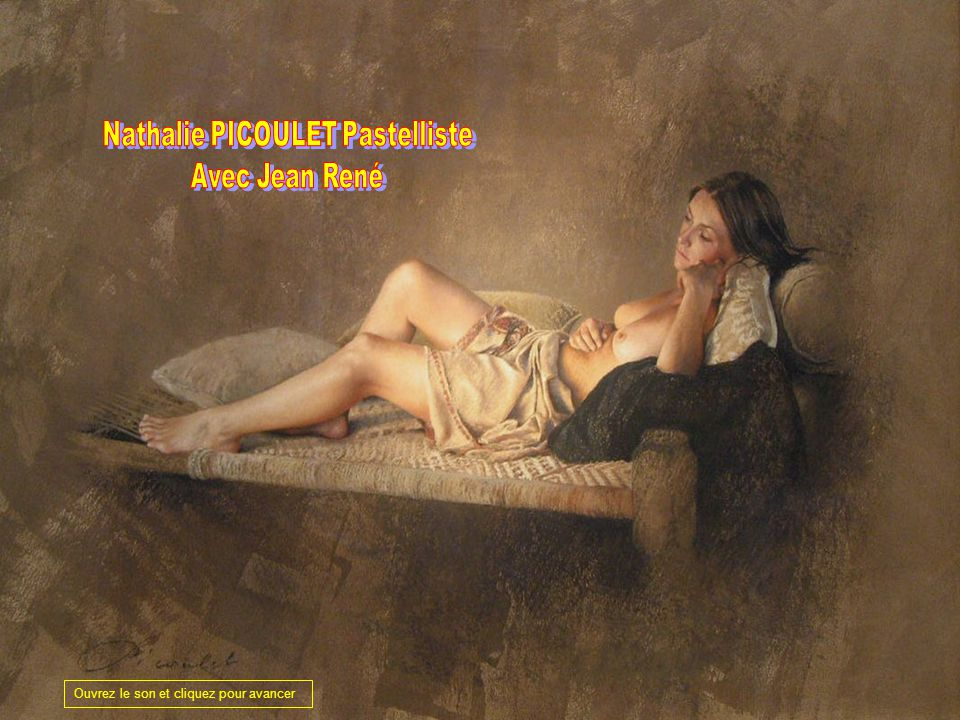 Nathalie PICOULET Pastelliste