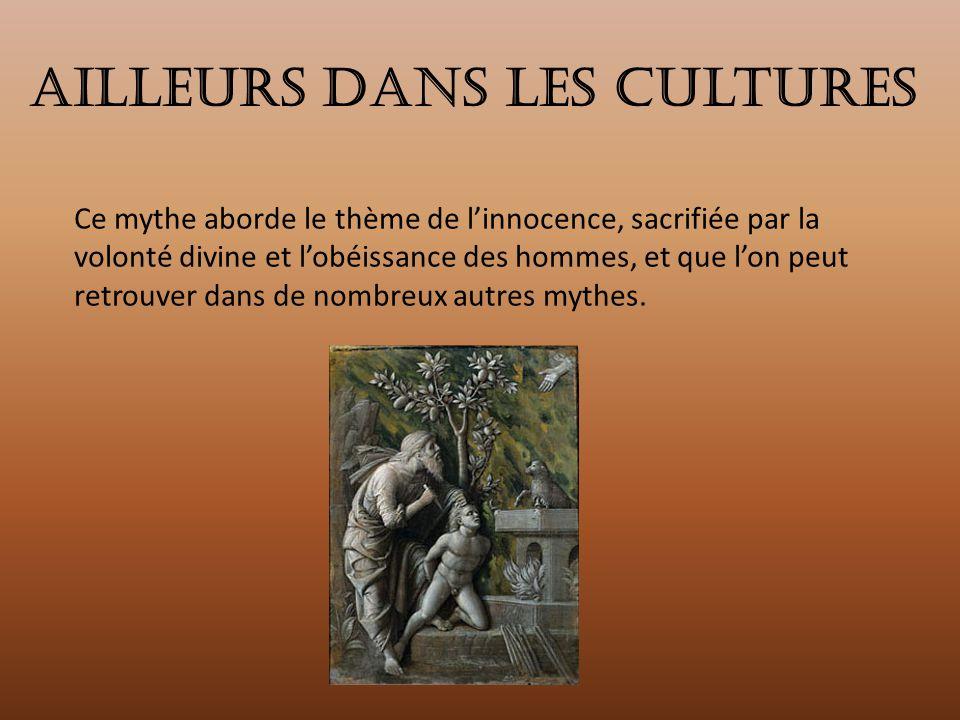 Ailleurs dans les cultures
