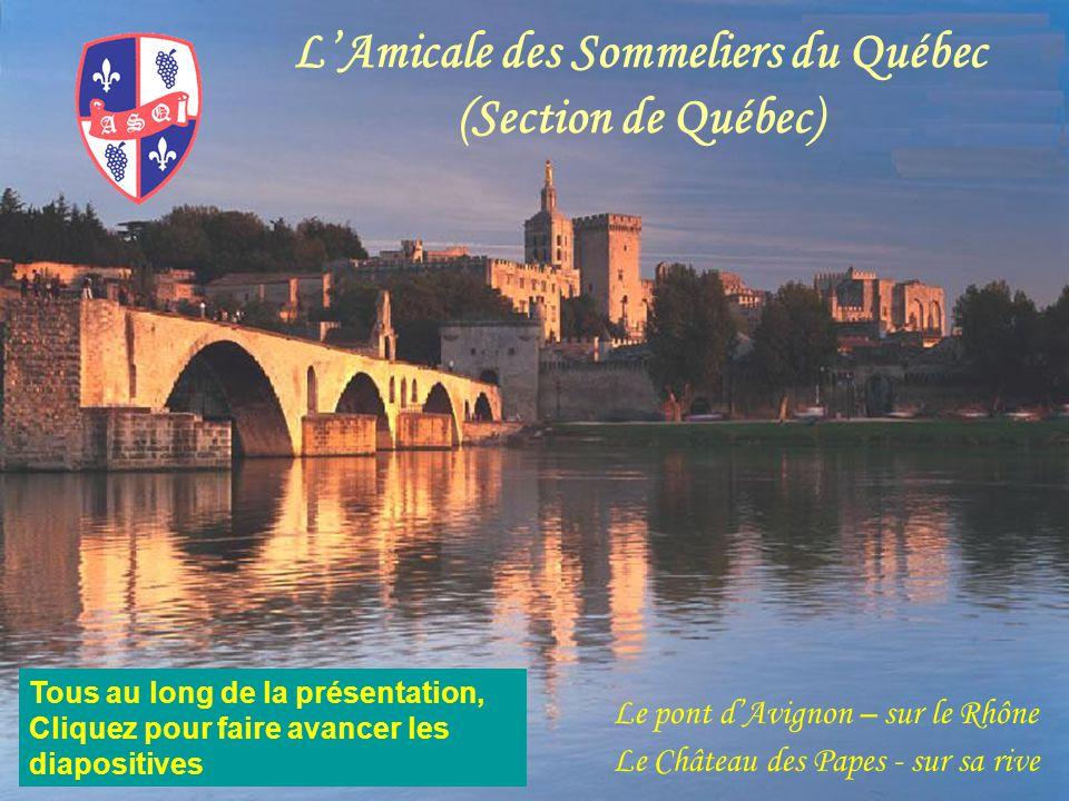 L'Amicale des Sommeliers du Québec (Section de Québec)