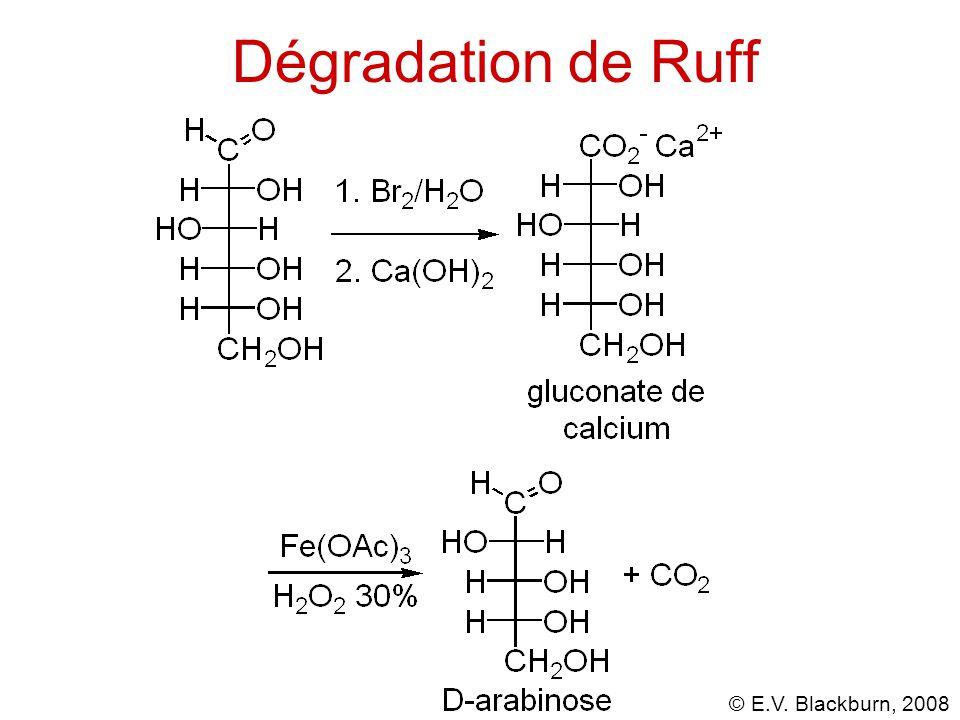 Dégradation de Ruff