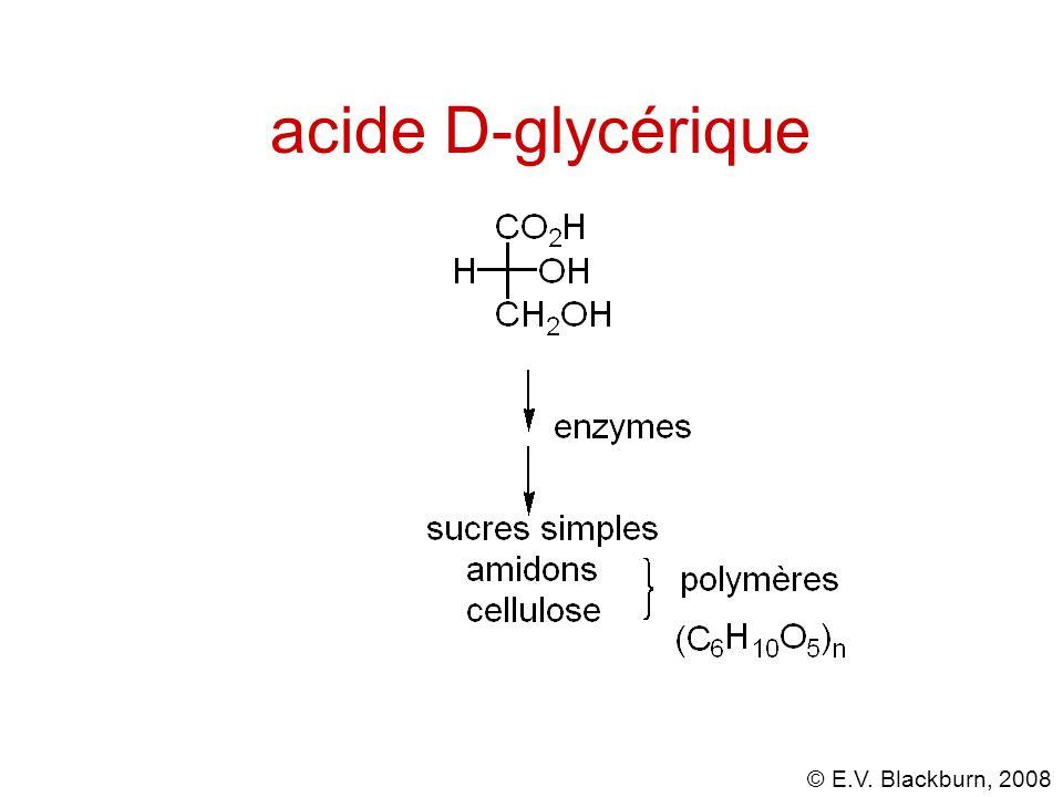 acide D-glycérique